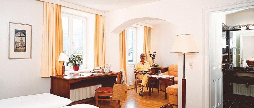 Hotel Zur Post, St. Gilgen, Salzkammergut, Austria - bedroom suite.jpg